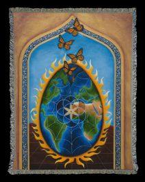 Sacred Art Blankets